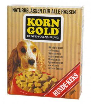 Hundefutter Korngold Hundekeks. Trockenfutter für Hunde