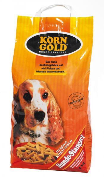 Hundefutter Korngold Hundestangerl. Trockenfutter für Hunde